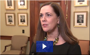 Senator Lisa Baker remarks on budget impasse