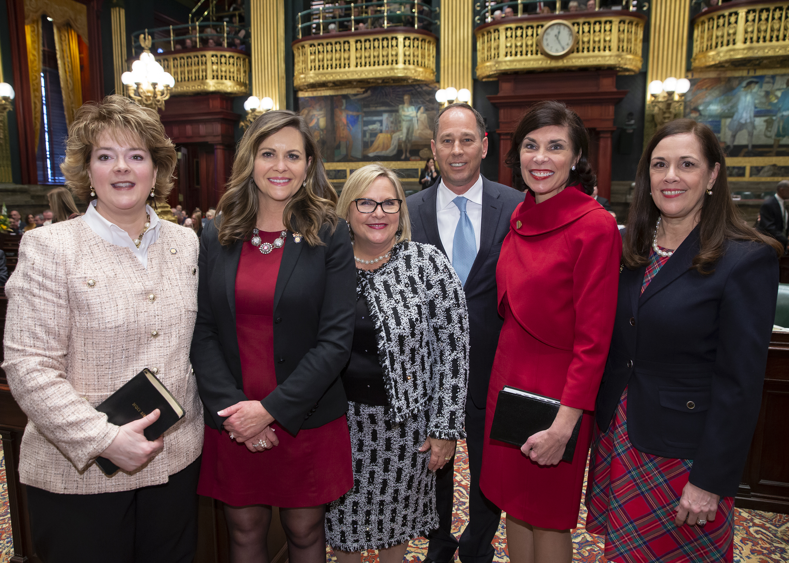 Baker Named To Chair State Senate Judiciary Committee