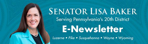 Senator Lisa Baker E-Newsletter